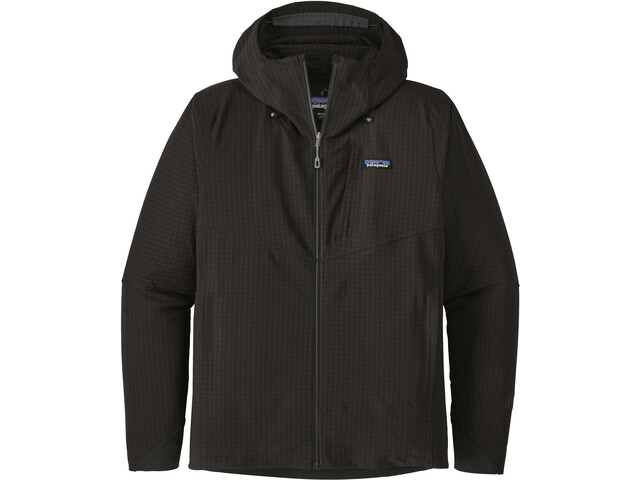 Patagonia R1 TechFace Hoody Men Black